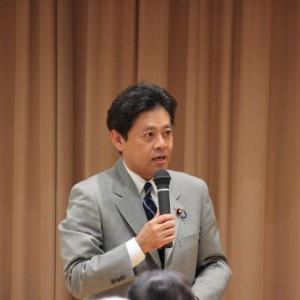 宮内ひでき 自民党本部で難病等に関するプロジェクトチームで発言させていただきました。
