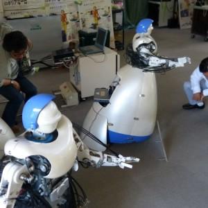 【宮内視察シリーズ 3】 ロボット製作会社テムザック社