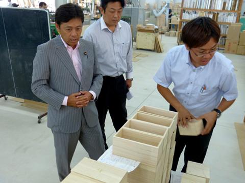 伝統の桐箱