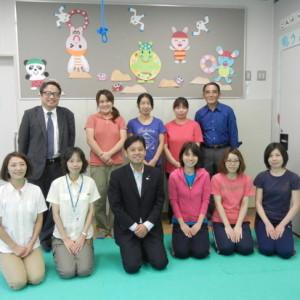 【宮内視察シリーズ7】障害者福祉施設を訪ねて 志免町 柚子の木福祉会