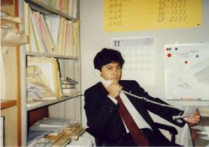 塩崎潤先生の書生となる