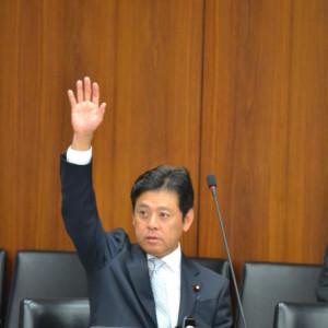 九州旅客鉄道株式会社(JR九州)の上場について国会にて質問