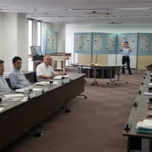 「福岡刑務所」、更生保護施設「恵辰会」を視察