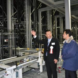 物流事業者の新しい挑戦-大規模冷蔵倉庫の新設-