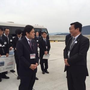 国交政務官として地方視察へ(香川県)